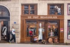 Lyon (les murs peints)